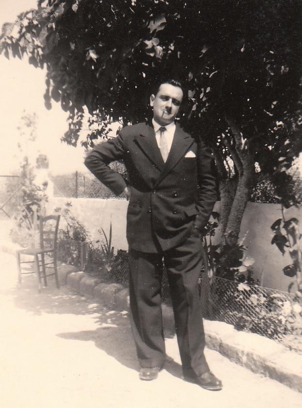 Guy Ocqueteau fondateur du chantier Ocqueteau