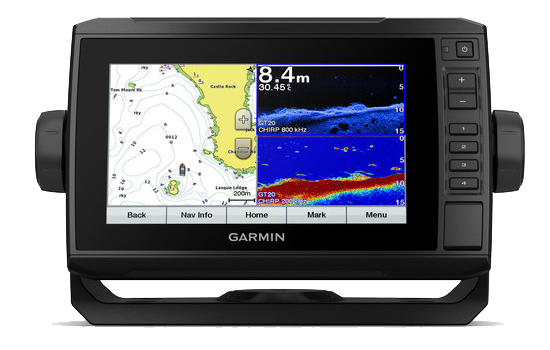 Garmin EchoMap Plus 72cv