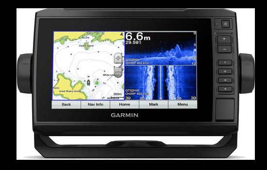 Garmin EchoMap Plus 72sv