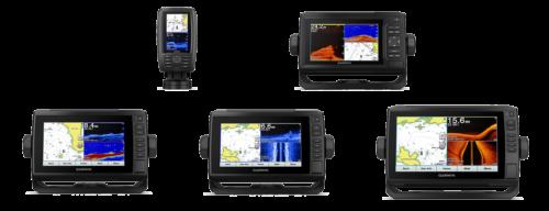 Combinés GPS/Sondeur Garmin EchoMap Plus™